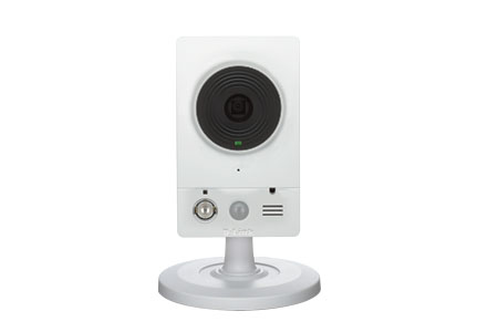 HD Wireless N Cube Network Camera / D-Link Corporation