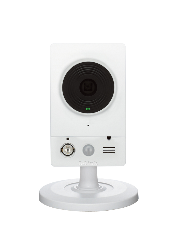 HD Wireless N Cube Network Camera