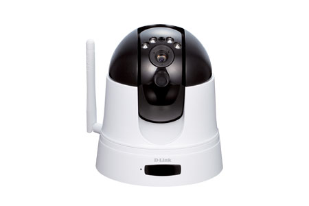 HD Wireless N Pan & Tilt Network Camera / D-Link Corporation