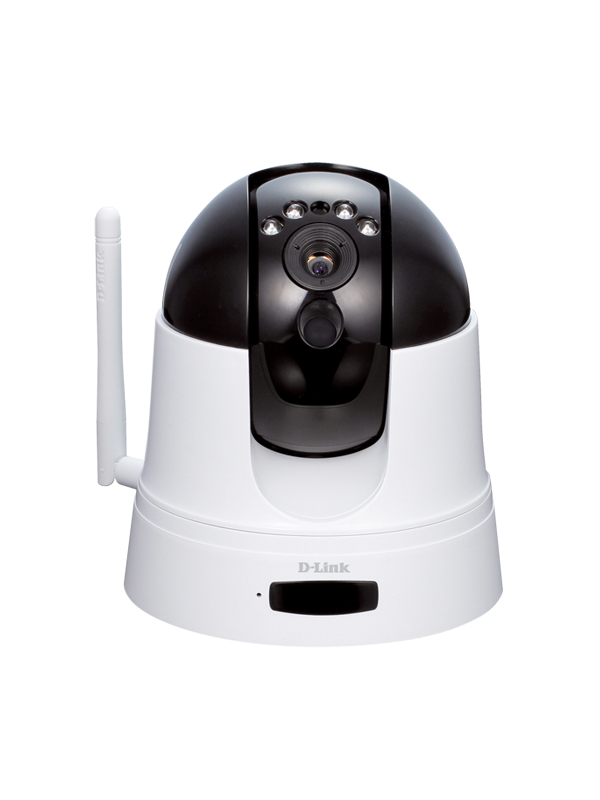 HD Wireless N Pan & Tilt Network Camera