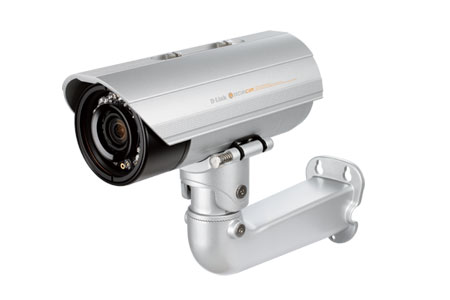 Full HD WDR Day & Night Outdoor Network Camera / D-Link Corporation