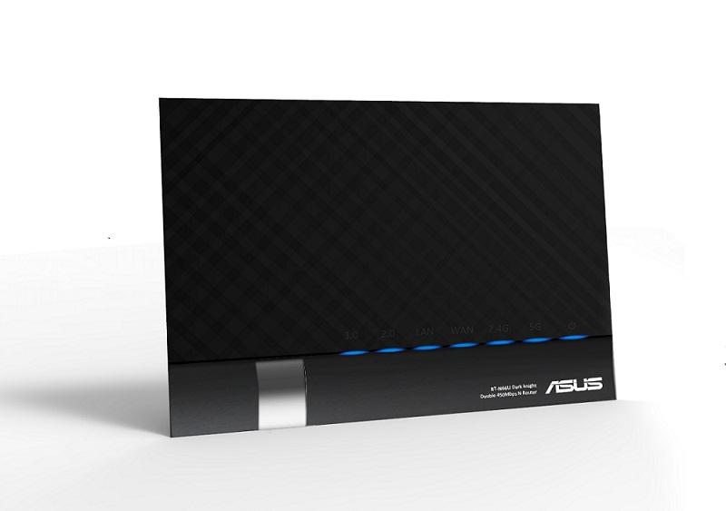 802.11ac Gigabit 極致尊爵內建雙天線同步雙頻無線路由器 / 華碩電腦股份有限公司