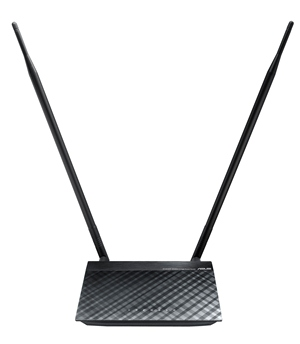 N300 High Power 9dBi x2 三合一無線分享器 / 華碩電腦股份有限公司