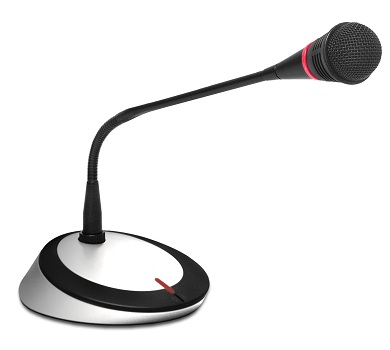 桌上型數位會議麥克風 / 卡訊電子股份有限公司
