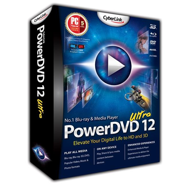 PowerDVD12 / 訊連科技股份有限公司