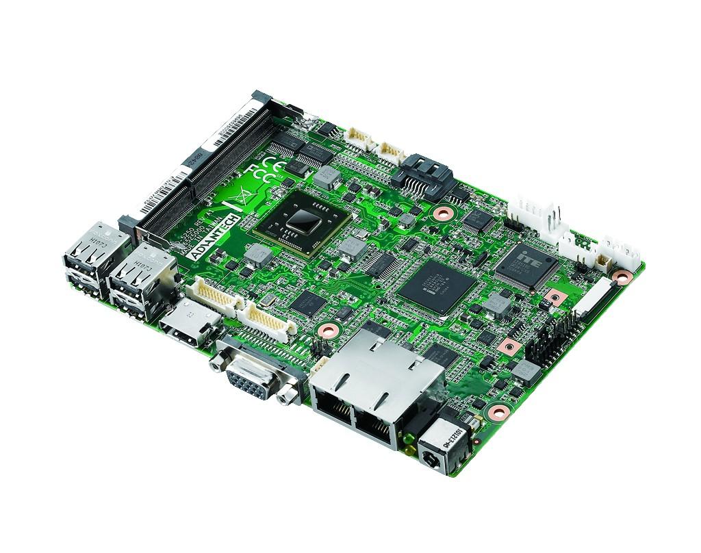 創新高彈性擴充之單板電腦MI/O- Compact