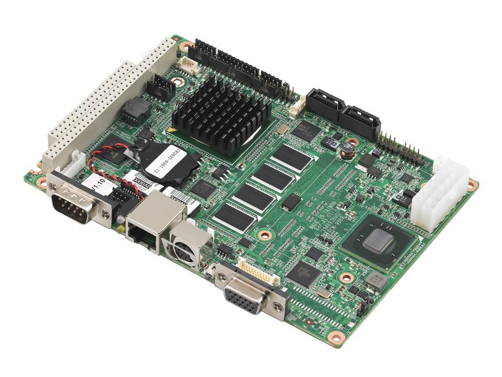 """強固型設計、高彈性擴展之3.5""""單板電腦"""