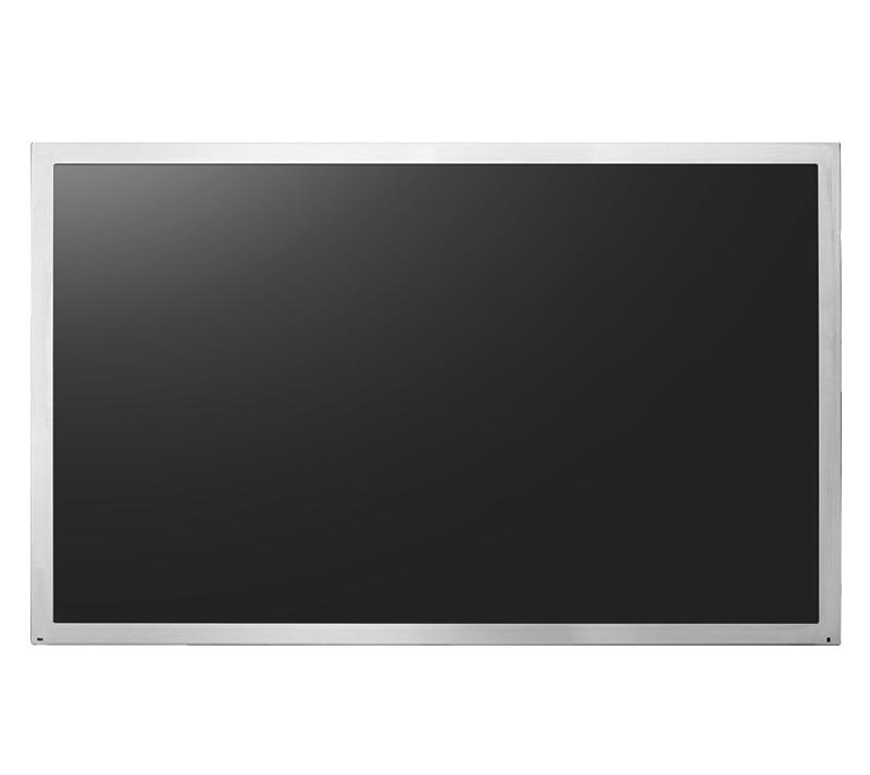 超高亮智慧型工業級顯示器面板 / 研華股份有限公司
