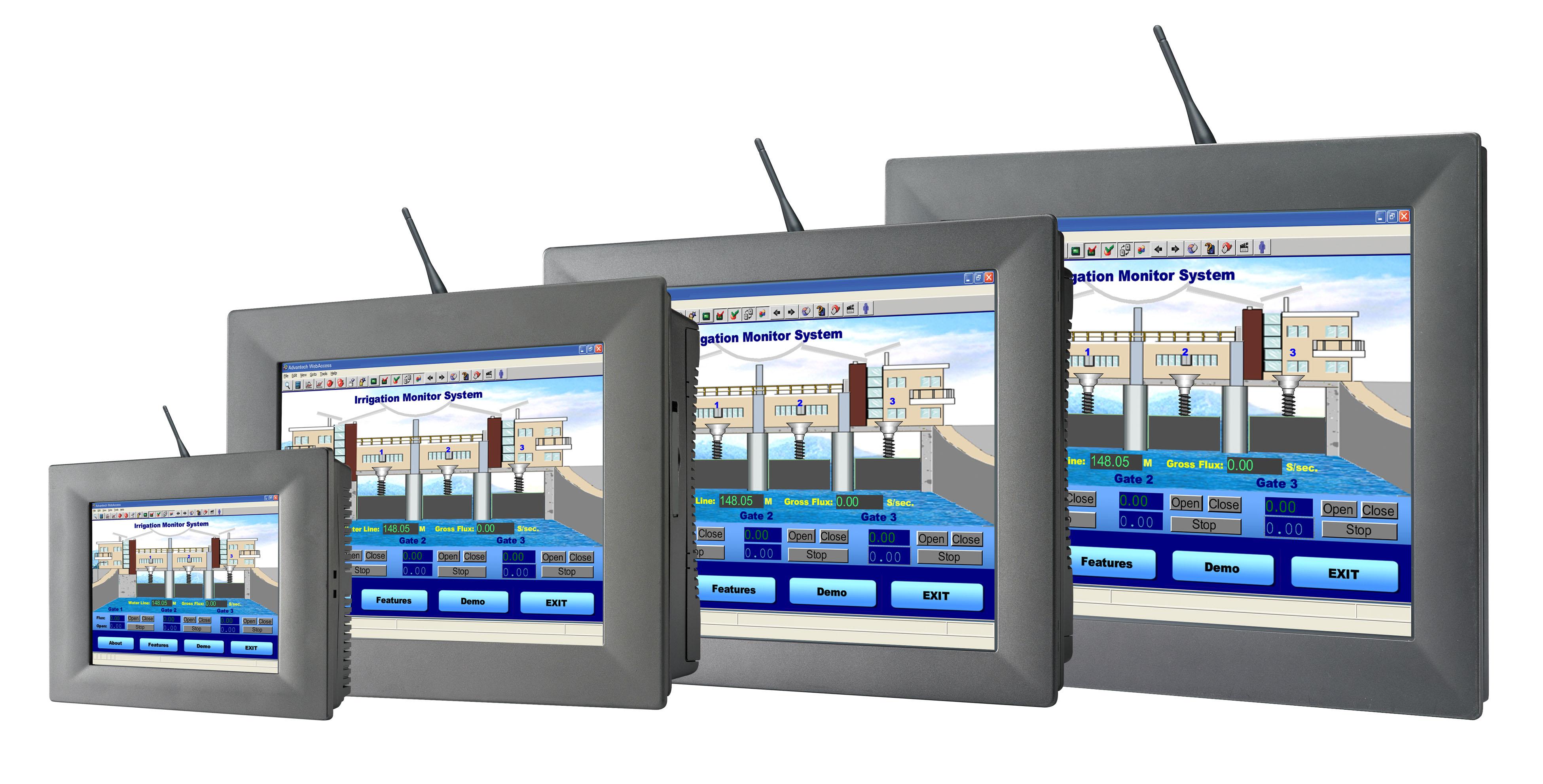 工業級觸控螢幕電腦