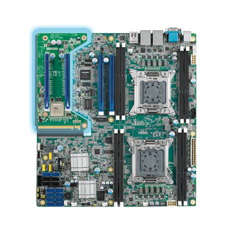 伺服器級工業電腦主機板