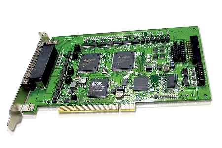 PCI bus 8-axis motion control board / Aurotek Corporation