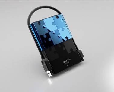 街頭時尚USB 3.0外接式硬碟 / 威剛科技股份有限公司