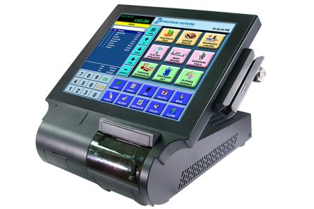"15"" High Performance  All-in-One POS Terminal / Protech Systems Co., Ltd."