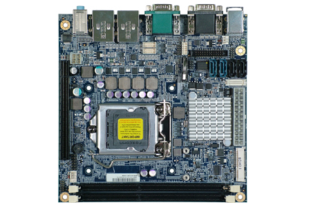 Mini-ITX Industrial Motherboard / Protech Systems Co., Ltd.