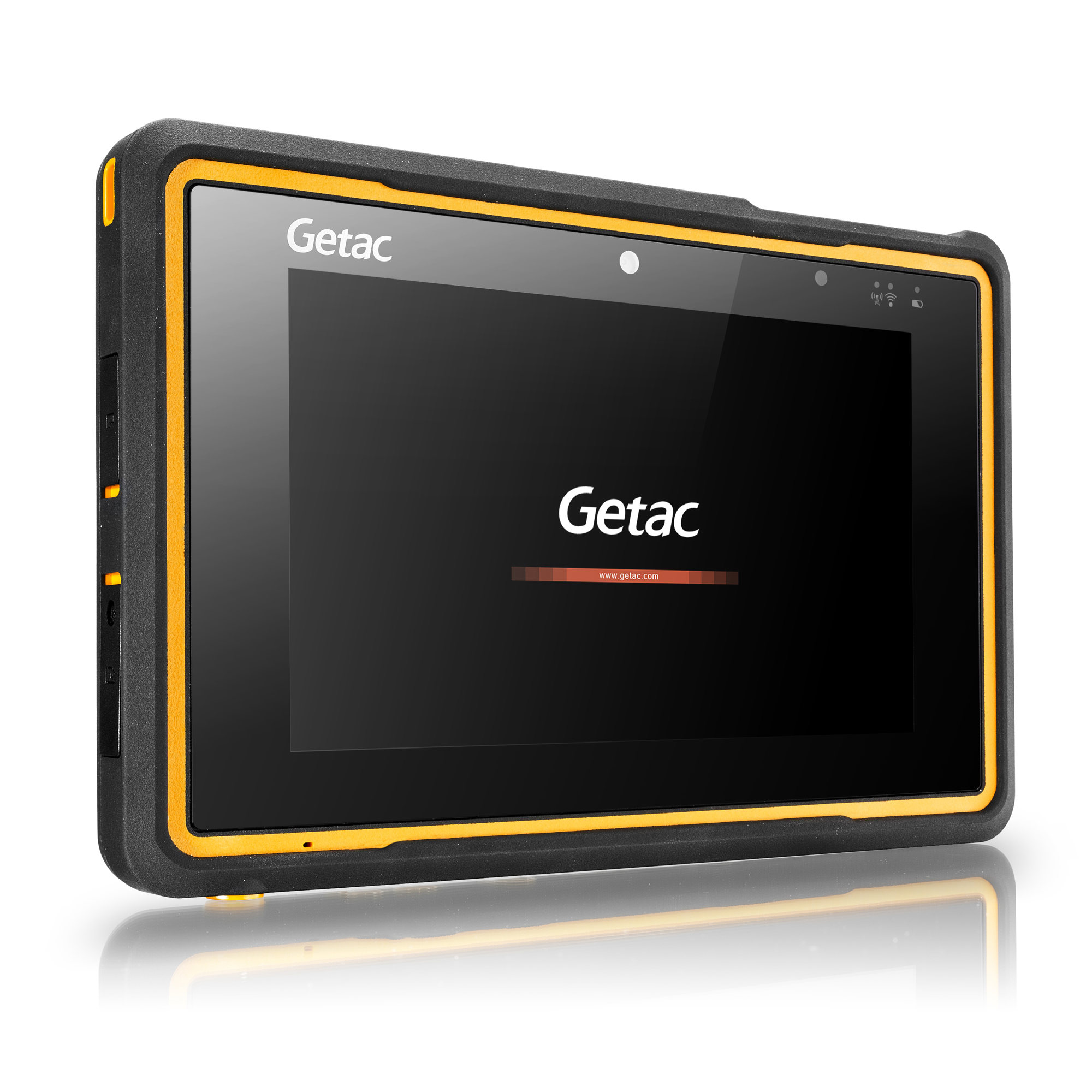 Fully Rugged Tablet