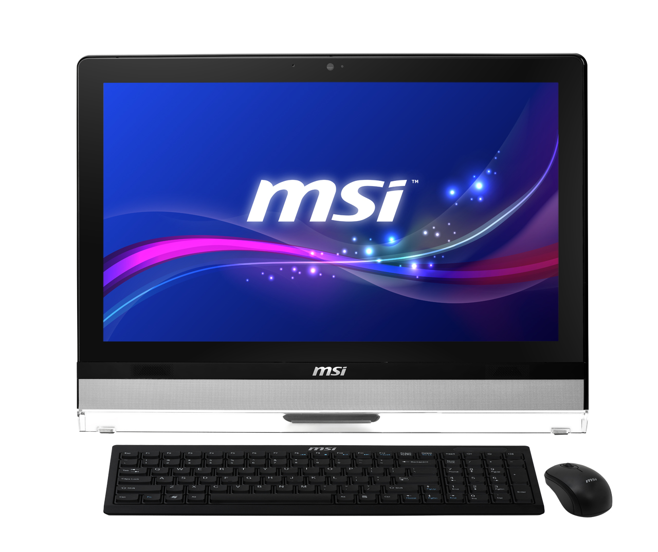 All-in-One Multi Touch PC