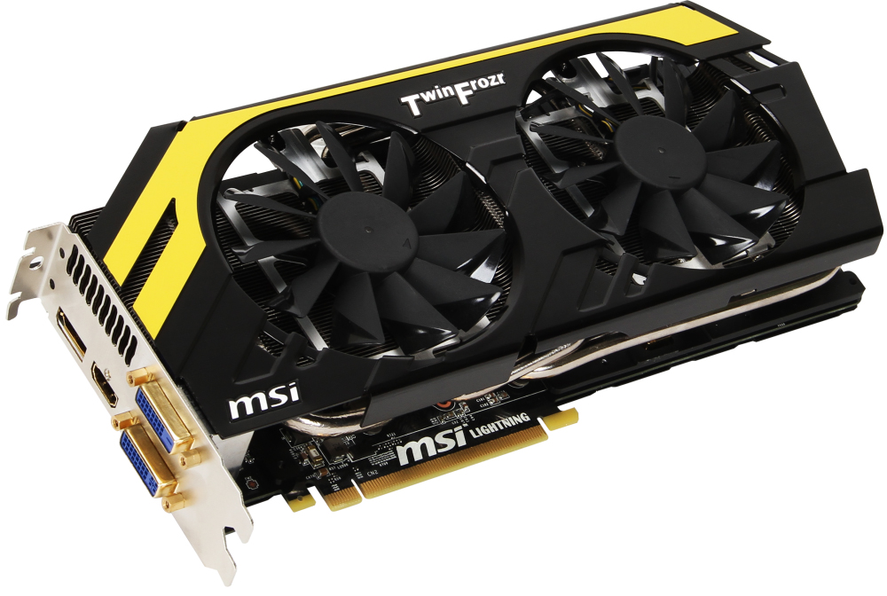 The World's Best VGA Card with MSI's Exclusive Unlocked Digital Power Architecture