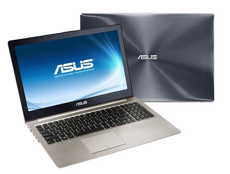 筆記型電腦-U500VZ / 華碩電腦股份有限公司
