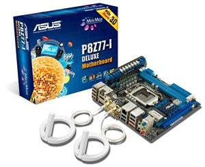 Z77晶片組高階Mini-ITX主機板 / 華碩電腦股份有限公司