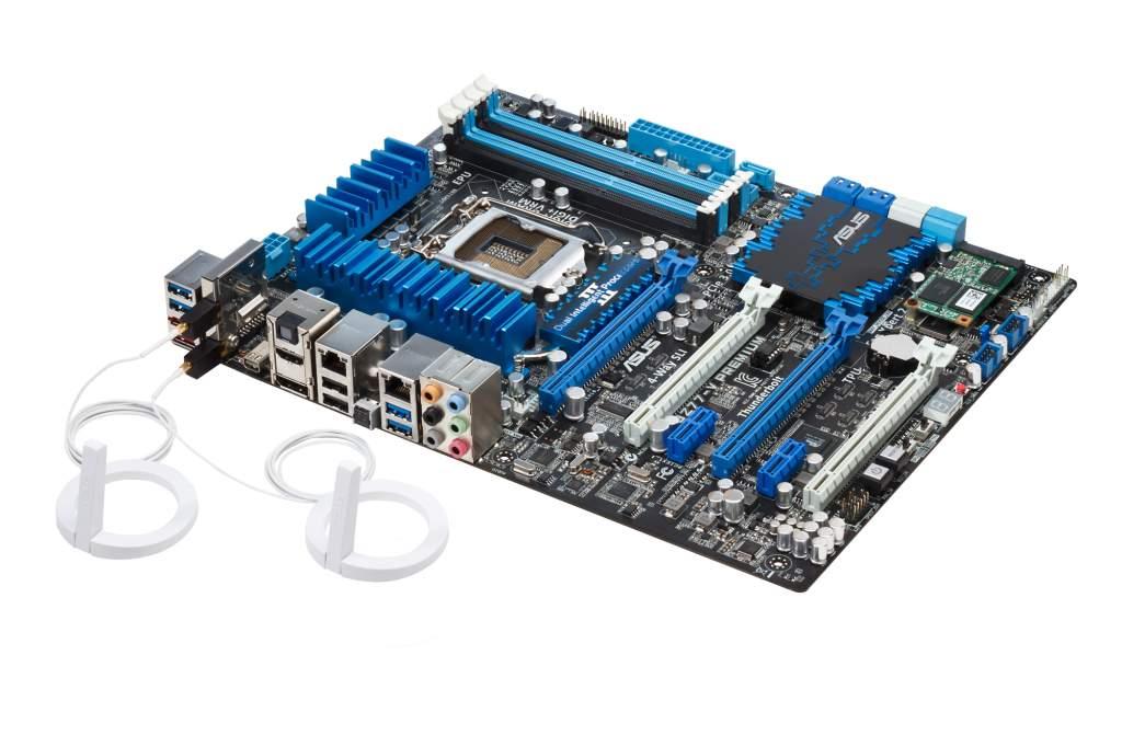 Z77晶片組頂級主機板 / 華碩電腦股份有限公司