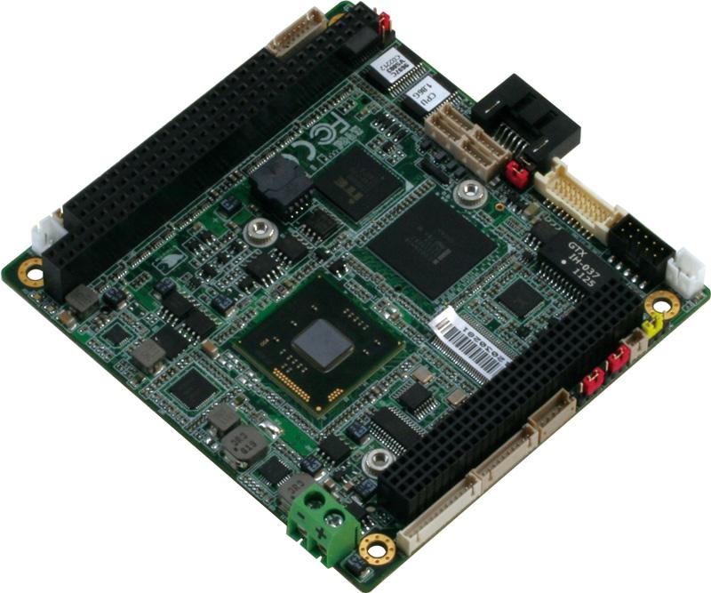 綠色節能PC/104+工業級單板電腦 / 研揚科技股份有限公司