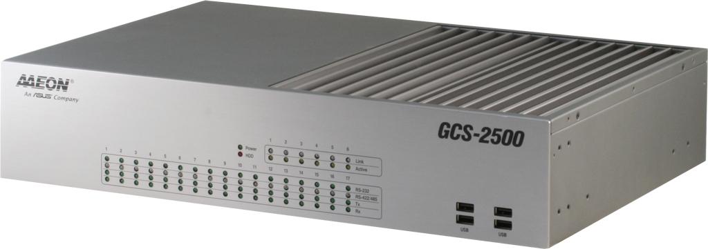 綠能電子控制系統 / 研揚科技股份有限公司