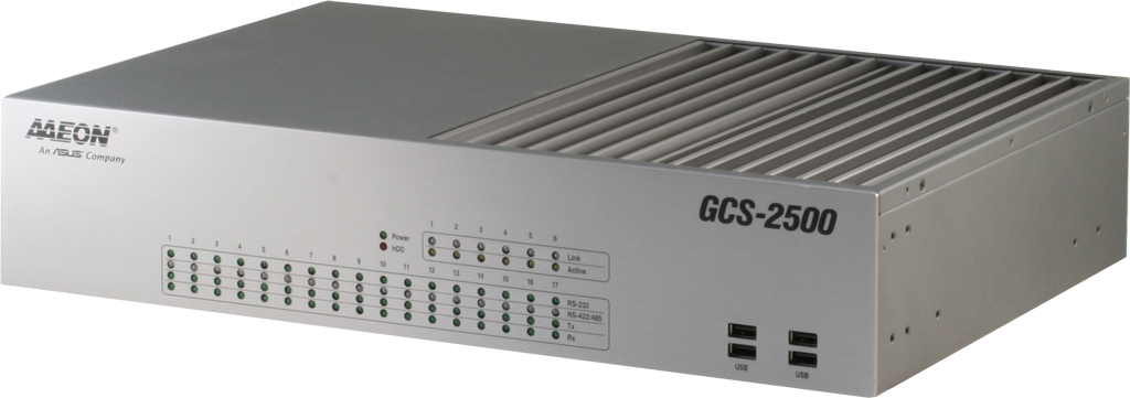 Green Energy Communication System / AAEON Technology Inc.