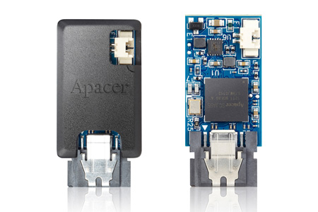 Slim and Low-Profile SSD / Apacer Technology Inc.