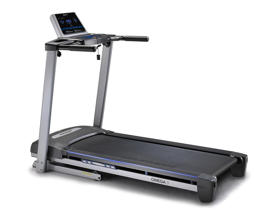 Horizon Omega3 EZ-Assembly Treadmill / Johnson Health Tech. Co., Ltd.