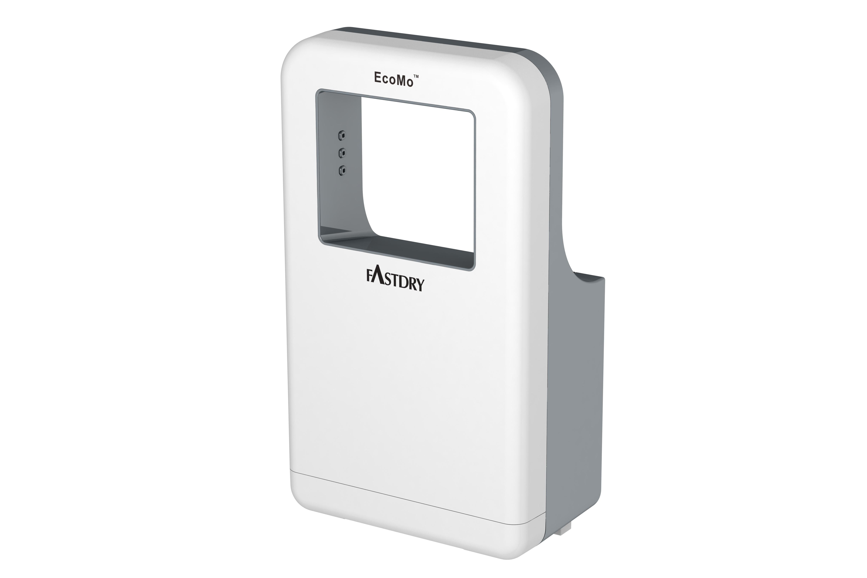 ergonomic high speed hand dryer