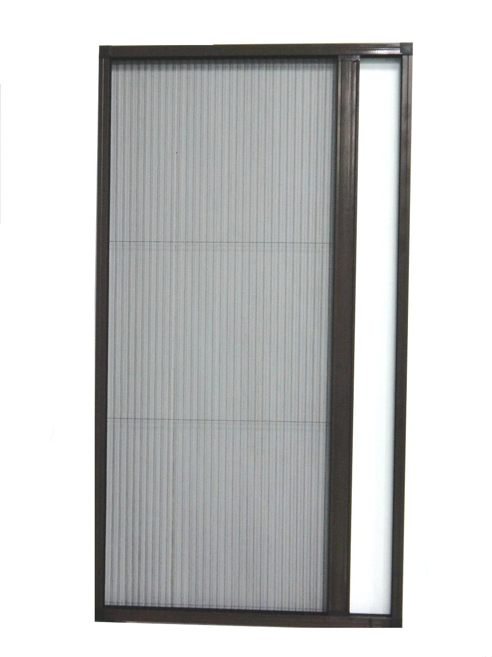 2.5G Pleated Retractable Screen / Taroko Door & Window Technologies, Inc.