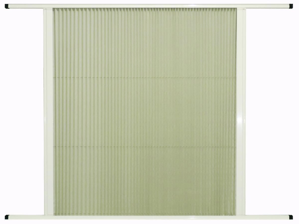 雙動摺紗窗(無立料) / 清展科技股份有限公司