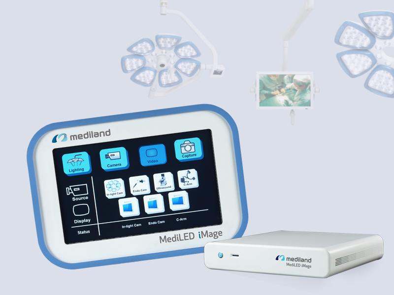 MediLED iMage Operating Room Integration System