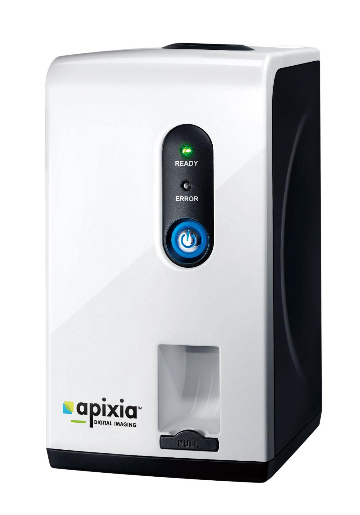 Digital dental radiography system