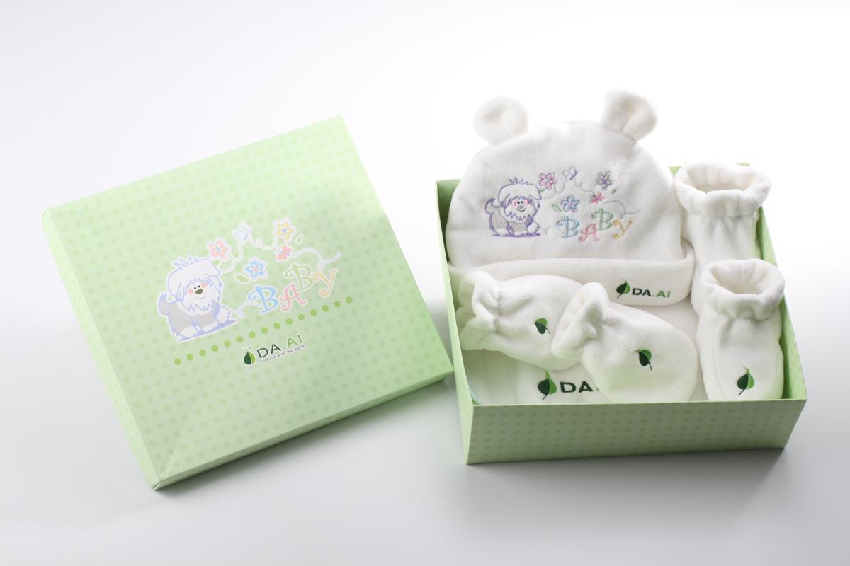 Cute Baby嬰兒禮盒
