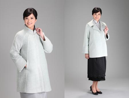 刷毛大衣淨心系列 / 大愛感恩科技股份有限公司