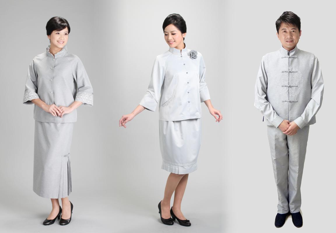 中國服飾傳薪系列