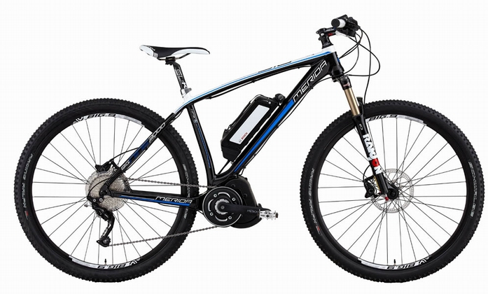 E-Big Nine – 29er / MERIDA INDUSTRY CO., Ltd.