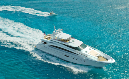 100feet Luxury Yacht / Horizon Yacht Co., Ltd.