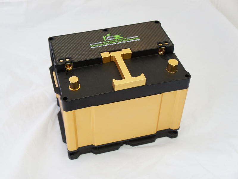 RCE Lithium Ion Battery