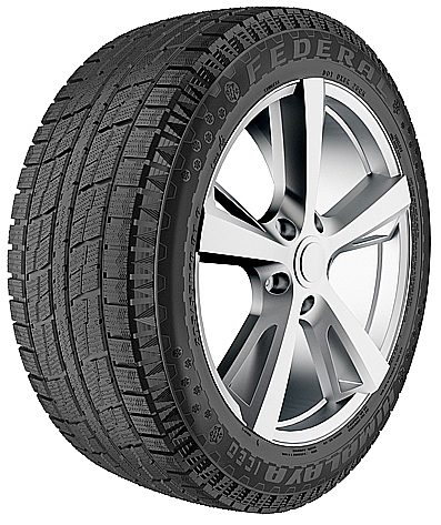 Himalaya ICEO Studless Winter Tyre / Federal Corporation