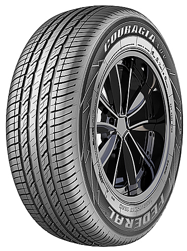 Federal Couragia XUV All Season Touring Tire / Federal Corporation
