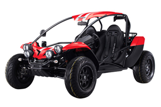 Bug Racer 600i / 摩特動力工業股份有限公司