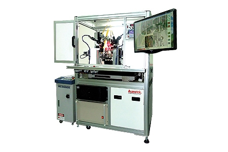 Automatic Alignment and Laser Welding Machine / Aurotek Corporation