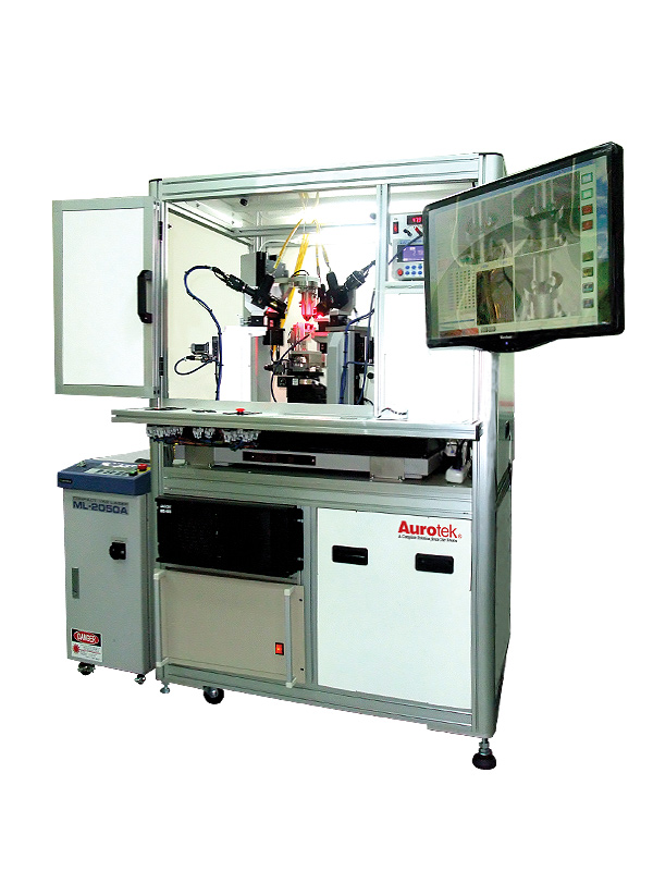 Automatic Alignment and Laser Welding Machine