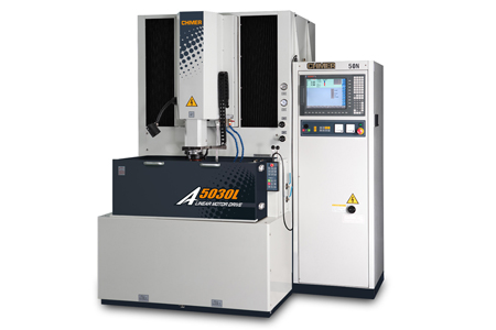 High performance Linear drive Die Sinker EDM