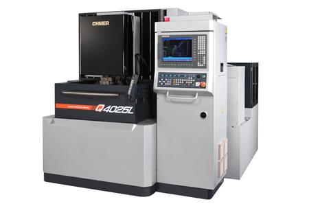 高精密龍門型線馬驅動線切割機 / 慶鴻機電工業股份有限公司