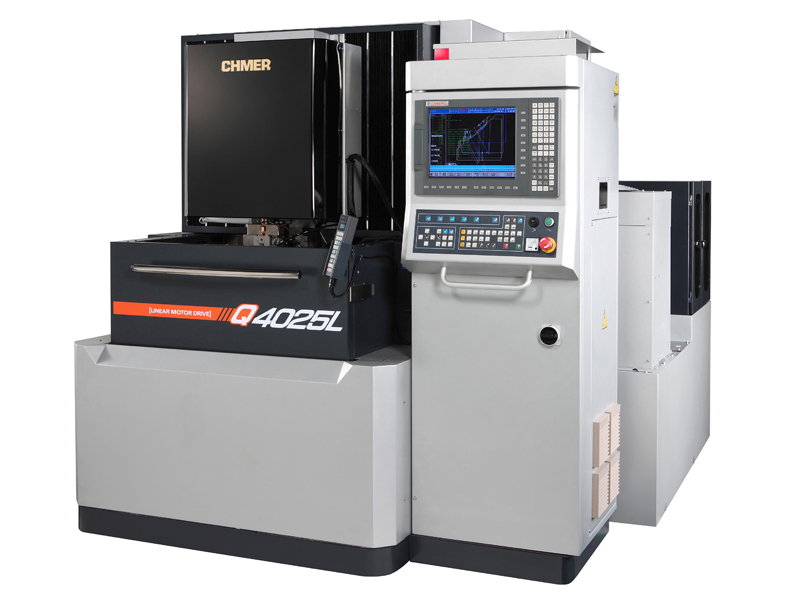 High precision Gantry type Linear drive Wire Cut EDM