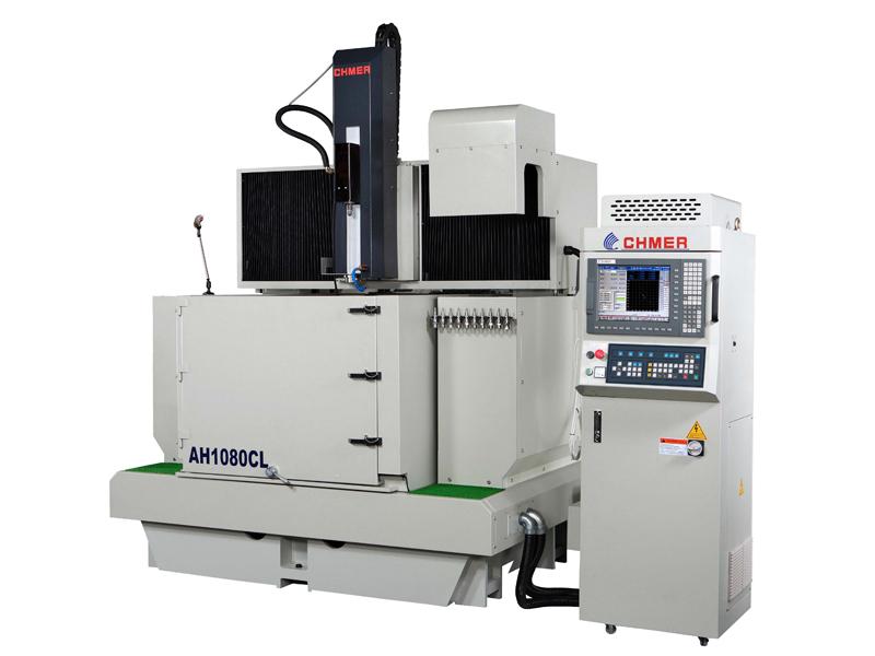 高速龍門型CNC深孔加工機