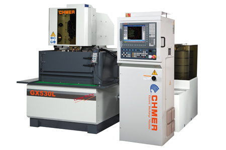 High performance Linear drive Wire Cut EDM / CHING HUNG MACHINERY & ELECTRIC INDUSTRIAL CO., LTD.